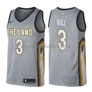 Cleveland Cavaliers Basketball Trøjer 2018 George Hill 3# City Edition..