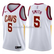Cleveland Cavaliers Basketball Trøjer 2018 J.R. Smith 5# Association Edition..