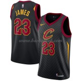 Cleveland Cavaliers Basketball Trøjer 2018 LeBron James 23# Statement Edition