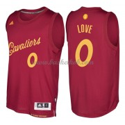 Cleveland Cavaliers 2016 Kevin Love 0# Jul NBA Basketball Trøjer..