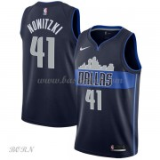 NBA Basketball Trøje Børn Dallas Mavericks 2018 Dirk Nowitzki 41# Statement Edition..