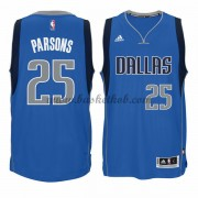Dallas Mavericks Basketball Trøjer 2015-16 Chandler Parsons 25# Road..