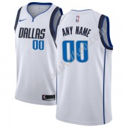 Dallas Mavericks Basketball Trøjer 2018 Association Edition..