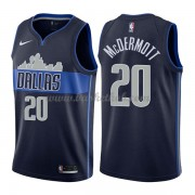 Dallas Mavericks Basketball Trøjer 2018 Doug McDermott 20# Statement Edition..