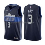 Dallas Mavericks Basketball Trøjer 2018 Nerlens Noel 3# Statement Edition..