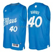 Dallas Mavericks 2016 Harrison Barnes 40# Jul NBA Basketball Trøjer..