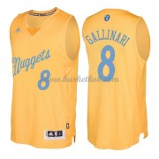 Denver Nuggets 2016 Danilo Gallinari 8# Jul NBA Basketball Trøjer..