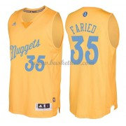 Denver Nuggets 2016 Kenneth Faried 35# Jul NBA Basketball Trøjer..