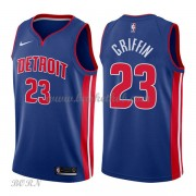 NBA Basketball Trøje Børn Detroit Pistons 2018 Blake Griffin 23# Icon Edition..