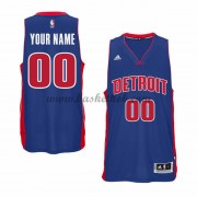 Detroit Pistons Basketball Trøjer 2015-16 Road..