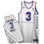 East All Star Game 2015 Dwyane Wade 3# NBA Swingman Basketball Trøjer..