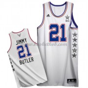 East All Star Game 2015 Jimmy Butler 21# NBA Swingman Basketball Trøjer