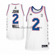 East All Star Game 2015 John Wall 2# NBA Swingman Basketball Trøjer..