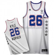 East All Star Game 2015 Kyle Korver 26# NBA Swingman Basketball Trøjer..