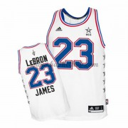 East All Star Game 2015 LeBron James 23# NBA Swingman Basketball Trøjer..