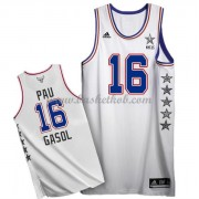 East All Star Game 2015 Pau Gasol 16# NBA Swingman Basketball Trøjer..