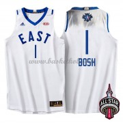 East All Star Game 2016 Chris Bosh 1# NBA Swingman Basketball Trøjer..