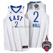 East All Star Game 2016 John Wall 2# NBA Swingman Basketball Trøjer..