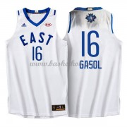 East All Star Game 2016 Pau Gasol 16# NBA Swingman Basketball Trøjer..
