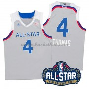 East All Star Game 2017 Isaiah Thomas 4# NBA Swingman Basketball Trøjer..