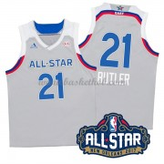 East All Star Game 2017 Jimmy Butler 21# NBA Swingman Basketball Trøjer..