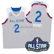 East All Star Game 2017 Kyrie Irving 2# NBA Swingman Basketball Trøjer..