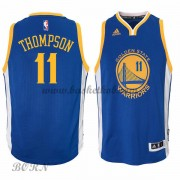 Golden State Warriors Børn NBA Trøjer 2015-16  Klay Thompson 11# Road Swingman..