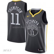 NBA Basketball Trøje Børn Golden State Warriors 2018 Klay Thompson 11# Statement Edition..
