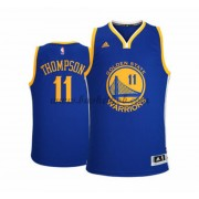 Golden State Warriors Mænd NBA Trøjer 2015-16  Klay Thompson 11# Road Swingman..