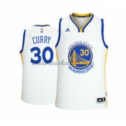 Golden State Warriors Mænd NBA Trøjer 2015-16  Stephen Curry 30# Home Swingman..