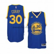 Golden State Warriors Basketball Trøjer 2015-16 Stephen Curry 30# Road