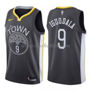 Golden State Warriors Basketball Trøjer 2018 Andre Iguodala 9# Statement Edition..