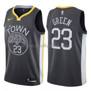 Golden State Warriors Basketball Trøjer 2018 Draymond Green 23# Statement Edition..
