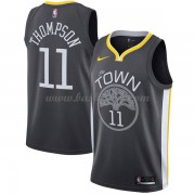 Golden State Warriors Basketball Trøjer 2018 Klay Thompson 11# Statement Edition..