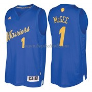 Golden State Warriors 2016 Javale Mcgee 1# Jul NBA Basketball Trøjer..