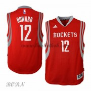 NBA Basketball Trøje Børn Houston Rockets 2015-16 Dwight Howard 12# Road..