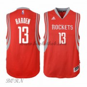 NBA Basketball Trøje Børn Houston Rockets 2015-16 James Harden 13# Road..