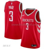 NBA Basketball Trøje Børn Houston Rockets 2018 Chris Paul 3# Icon Edition