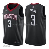 NBA Basketball Trøje Børn Houston Rockets 2018 Chris Paul 3# Statement Edition