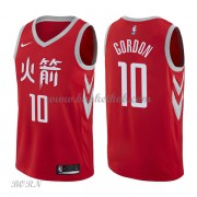 NBA Basketball Trøje Børn Houston Rockets 2018 Eric Gordon 10# City Edition..