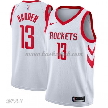 NBA Basketball Trøje Børn Houston Rockets 2018 James Harden 13# Association Edition