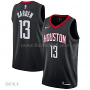 NBA Basketball Trøje Børn Houston Rockets 2018 James Harden 13# Statement Edition..