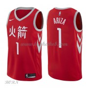NBA Basketball Trøje Børn Houston Rockets 2018 Trevor Ariza 1# City Edition..