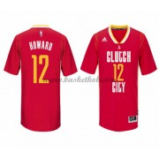Houston Rockets Basketball Trøjer 2015-16 Dwight Howard 12# Pride..