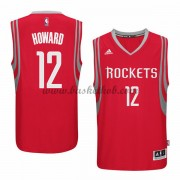 Houston Rockets Basketball Trøjer 2015-16 Dwight Howard 12# Road..