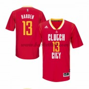 Houston Rockets Basketball Trøjer 2015-16 James Harden 13# Pride..