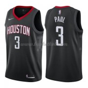 Houston Rockets Basketball Trøjer 2018 Chris Paul 3# Statement Edition..