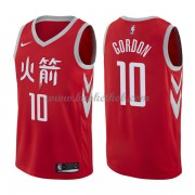 Houston Rockets Basketball Trøjer 2018 Eric Gordon 10# City Edition..