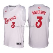 Houston Rockets 2016 Ryan Anderson 3# Jul NBA Basketball Trøjer..