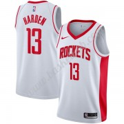 Houston Rockets Basketball Trøjer NBA 2019-20 James Harden 13# Hvid Association Edition Swingman..